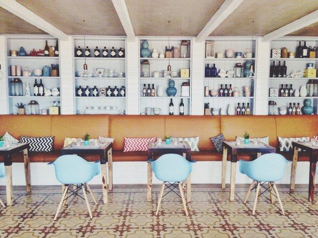 Restaurante La Playa Luanco, a pie de playa