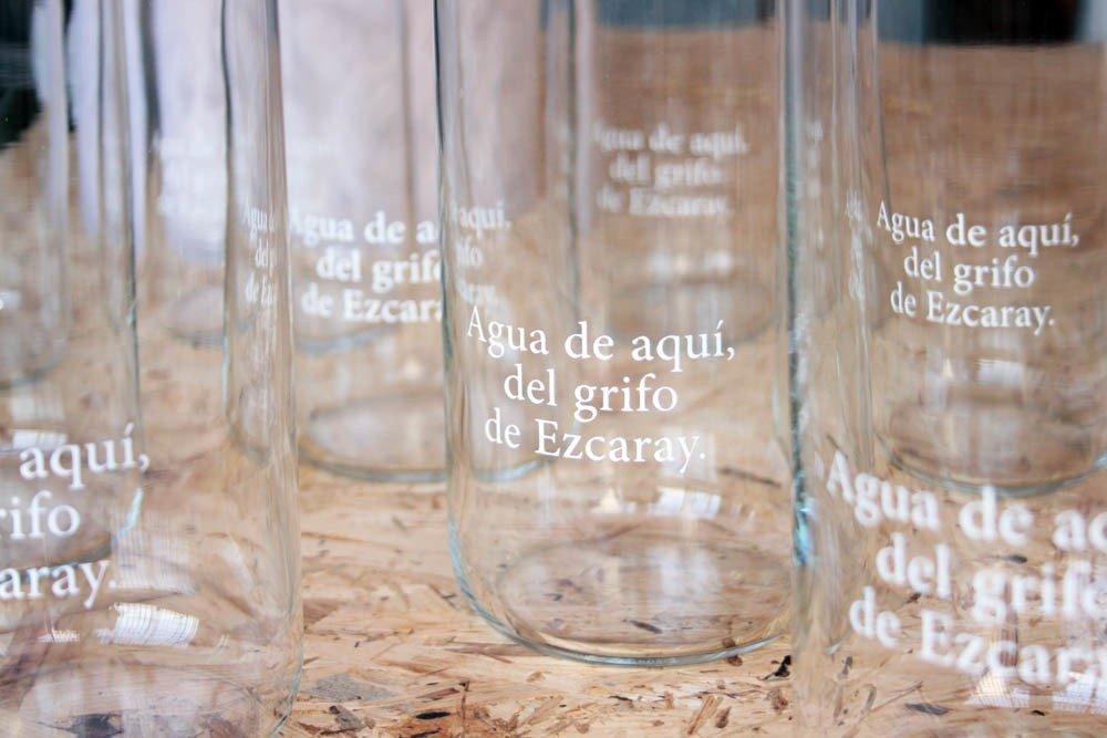 Agua de Ezcaray para El Portal de Echaurren