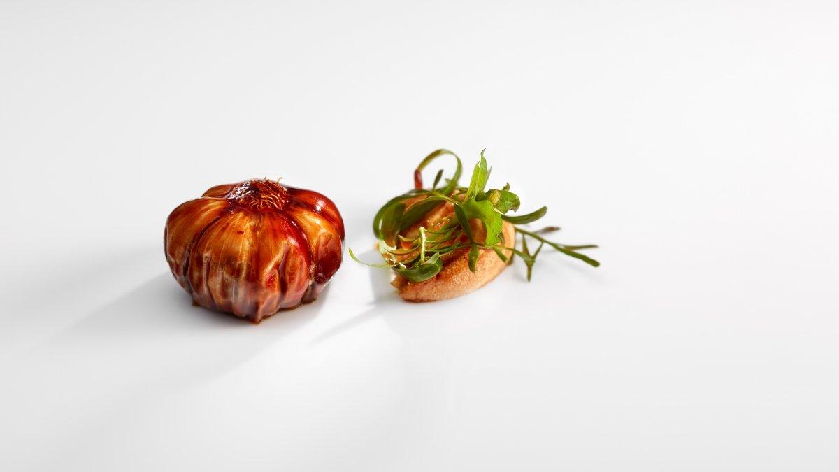 Ail Glace del Chef Andoni Luis Aduriz