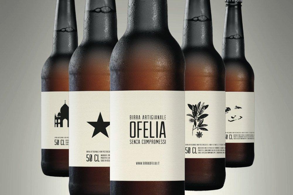 Algunas cervezas de Ofelia
