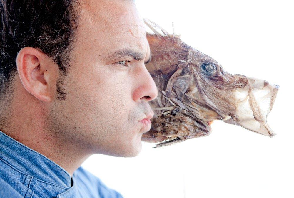 Ángel León: un chef del mar, un marino vocacional