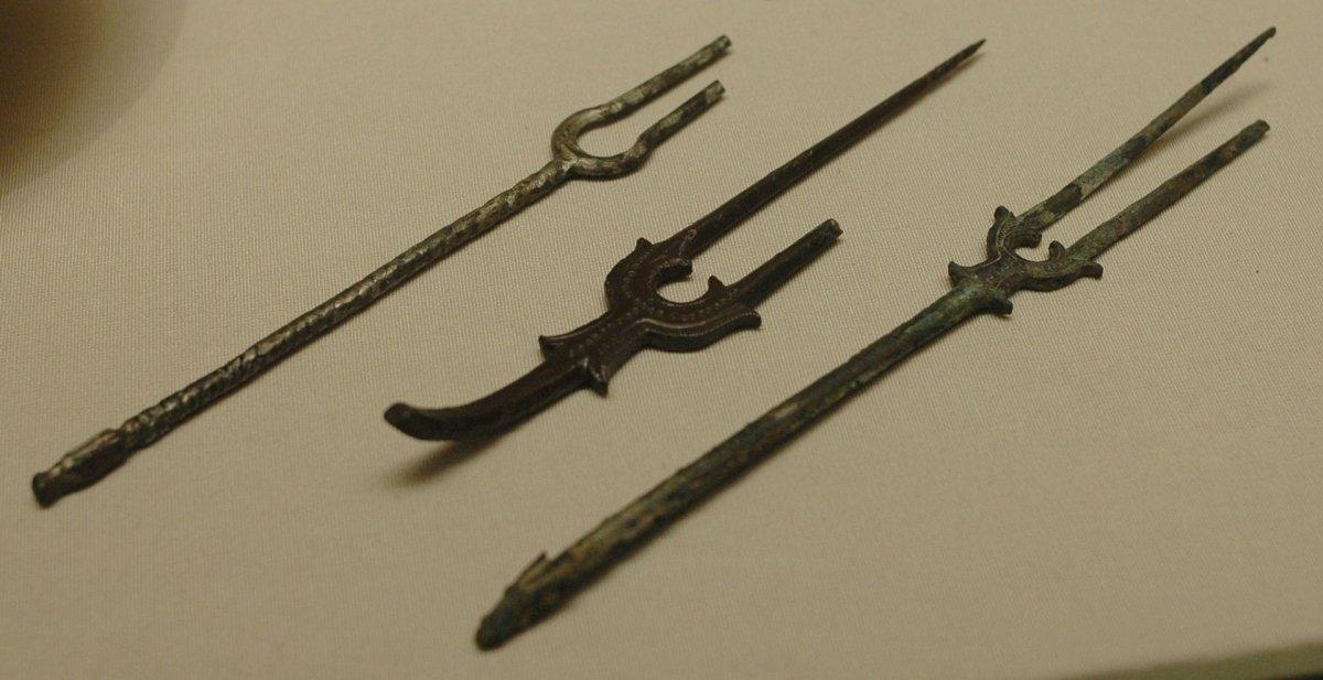 Antiguos tenedores