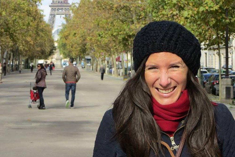 Antonia Guerra en París