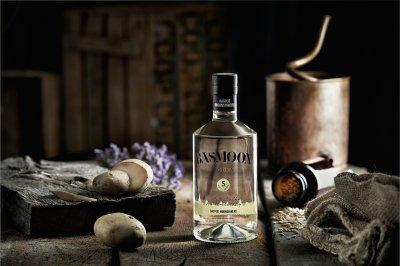 Basmoon Vodka, el vodka de patata que trajo la guerra