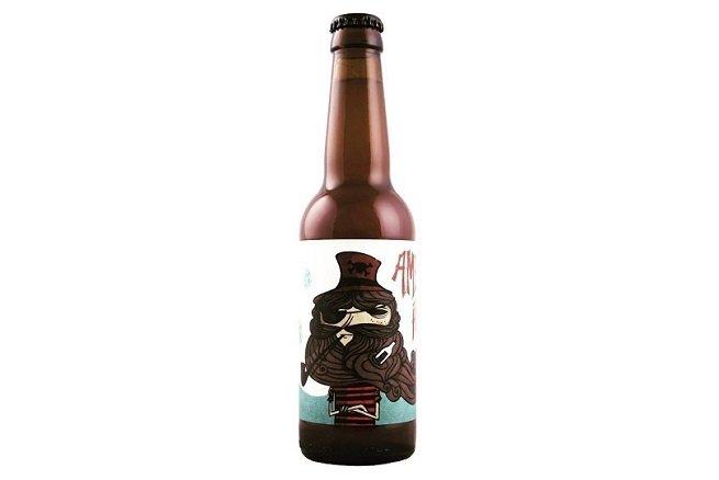 Botella de 69 American IPA