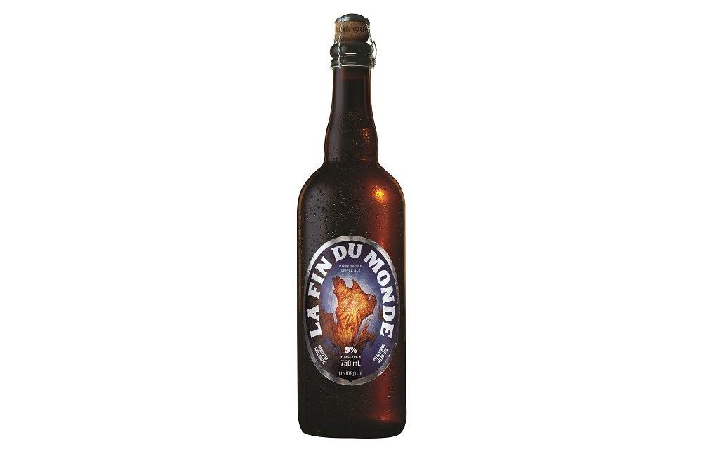 Botella de 75cl de La Fin du Monde