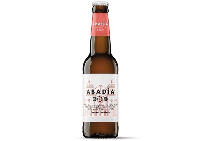 Botella de Abadía Española Pale Ale