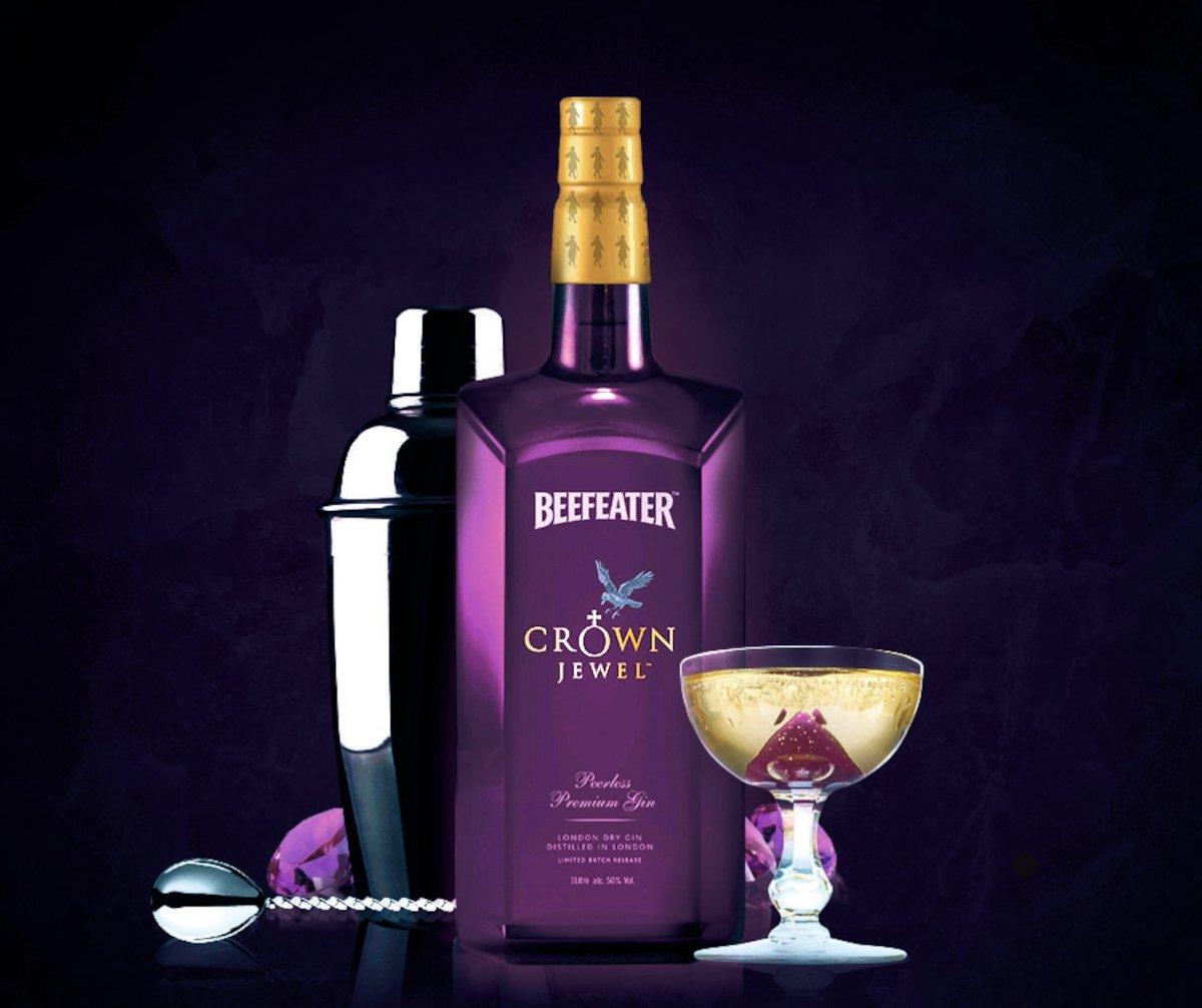 Botella de Crown Jewel