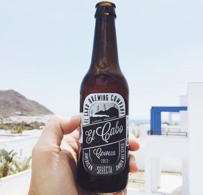 Botella de El Cabo Selecta