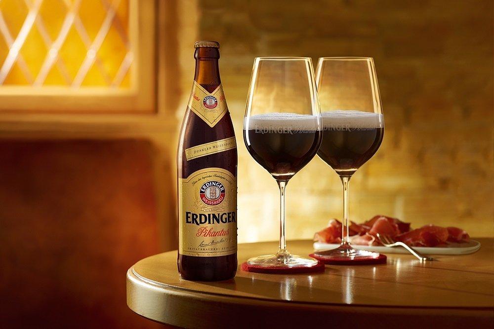 Erdinger Pikantus, el aperitivo bávaro por excelencia
