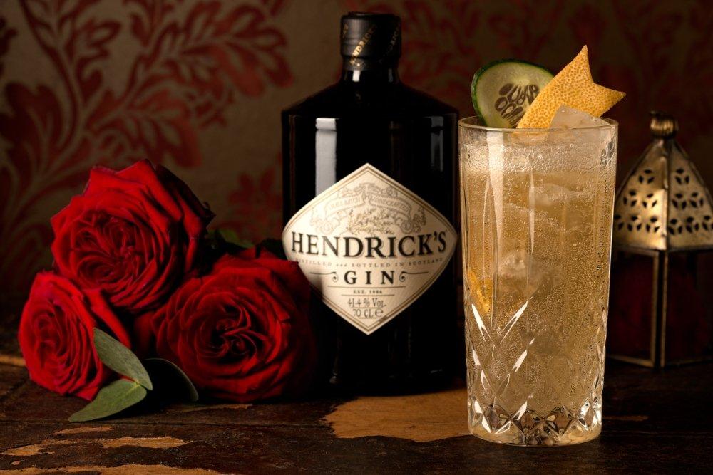 Hendrick's Gin, la ginebra del pepino