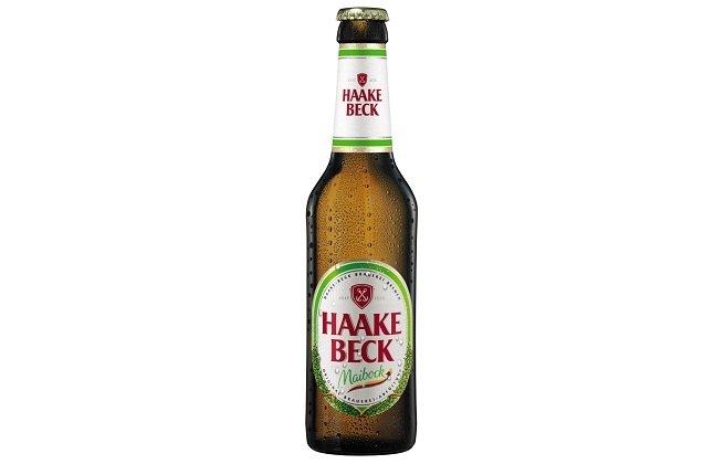 Botella de Haake Beck Maibock