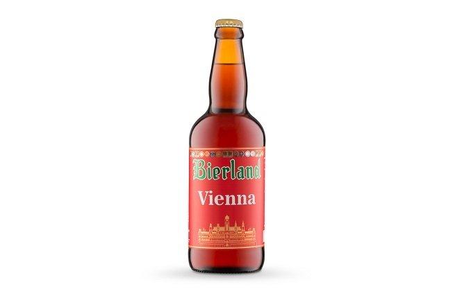 Botella de la Bierland Vienna brasileña