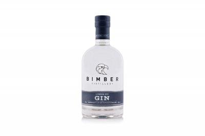 Bimber Distillery London Dry Gin, una ginebra del otro lado