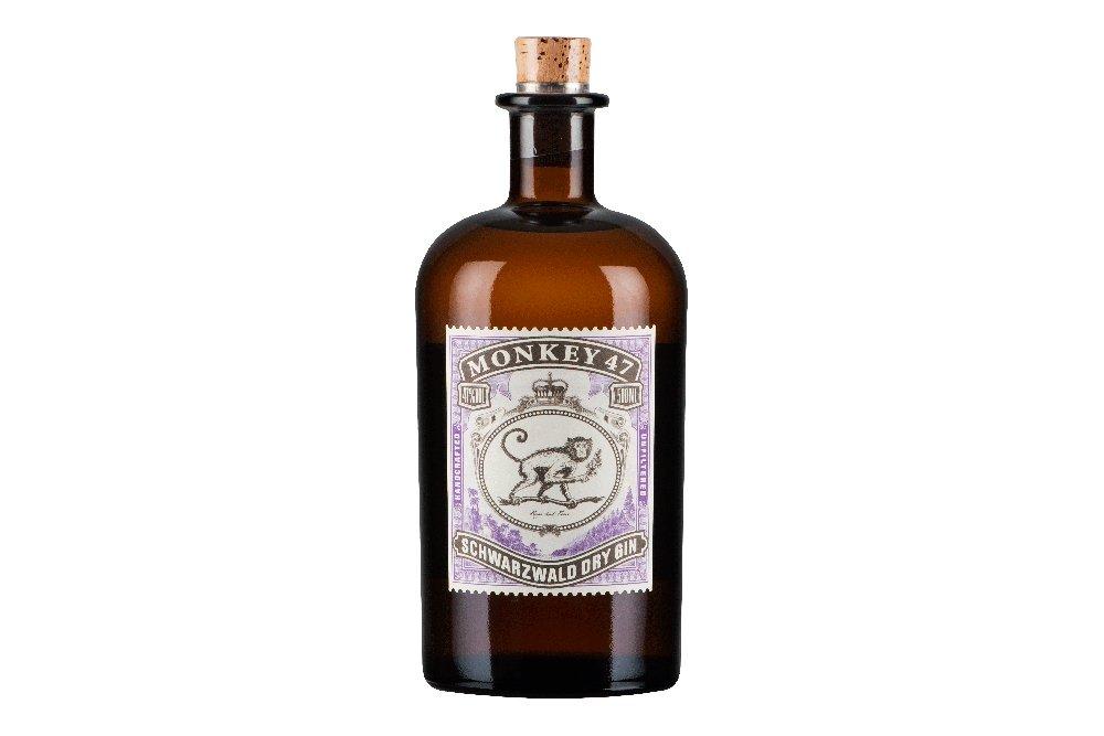 Monkey 47, la ginebra con más ingredientes del mundo