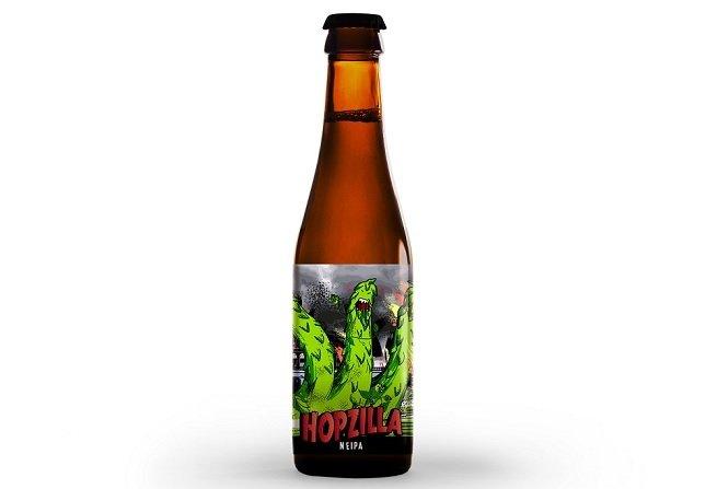 Botella de Laugar Hopzilla