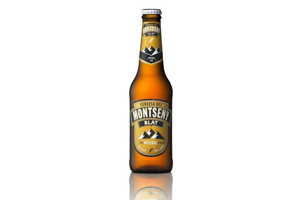 Botella de Montseny Blat
