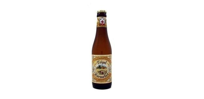 Botella de Tripel Karmeliet