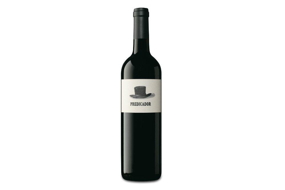 Botella del vino Predicador de Bodegas Contador