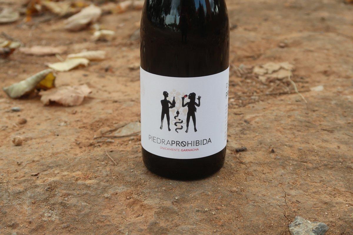 Botella Piedra Prohibida