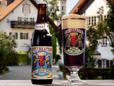 Ayinger Celebrator, posiblemente la mejor cerveza doppelbock del mundo