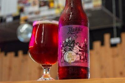 Yakka Quartet, cerveza quadrupel belga desde la huerta murciana
