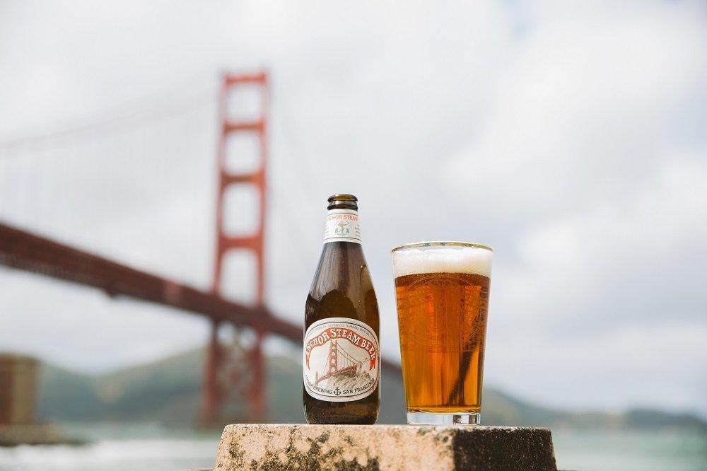 Anchor Steam, la cerveza más icónica de la bahía de San Francisco