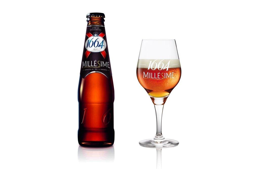 Kronenbourg 1664 Millésime, una cerveza única e irrepetible cada año