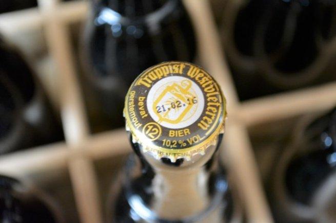 Caja de cervezas Westvleteren XII