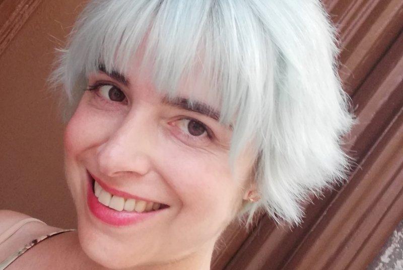 Carmen Martínez de Artola, hablando del buen comer