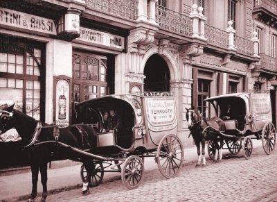 Martini, la marca de la historia del vermut