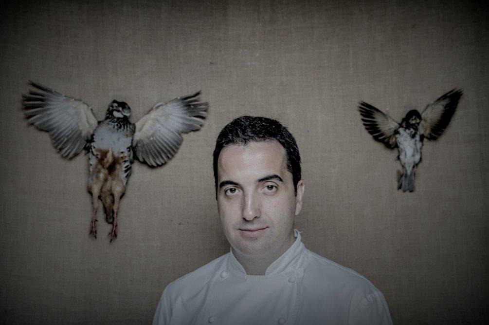 Óscar Velasco, una pasión cocinada a fuego lento