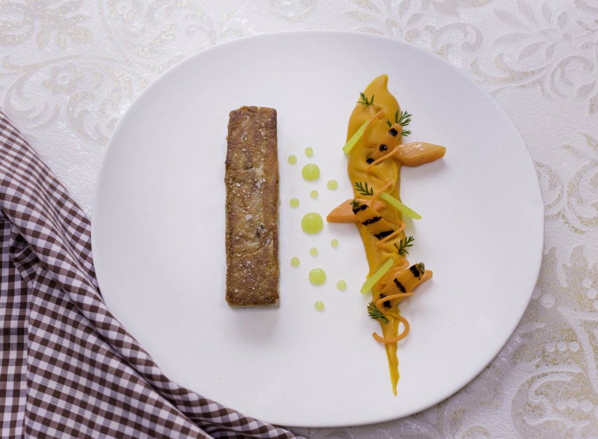 Cochinillo asado de marmitón