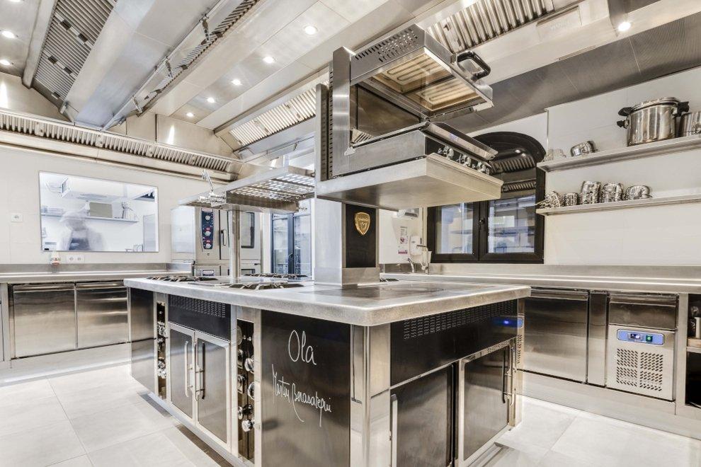 Qué es una cocina Charvet