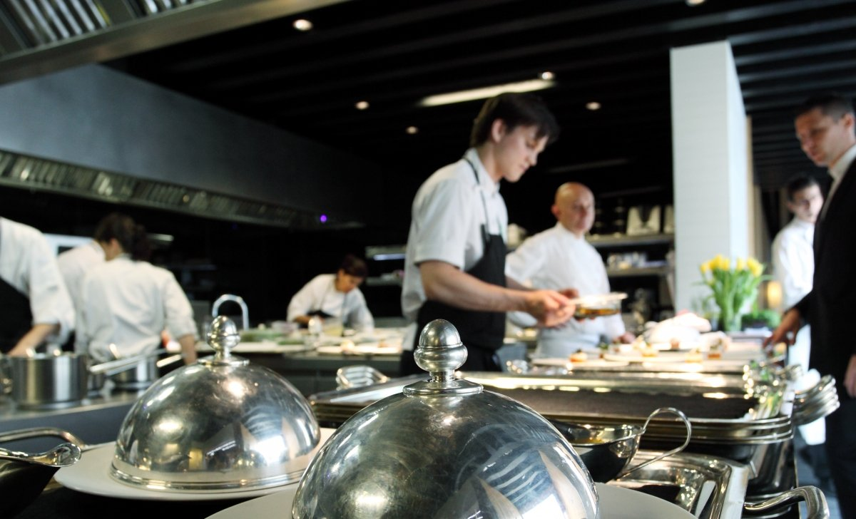 Cocina del Atrio
