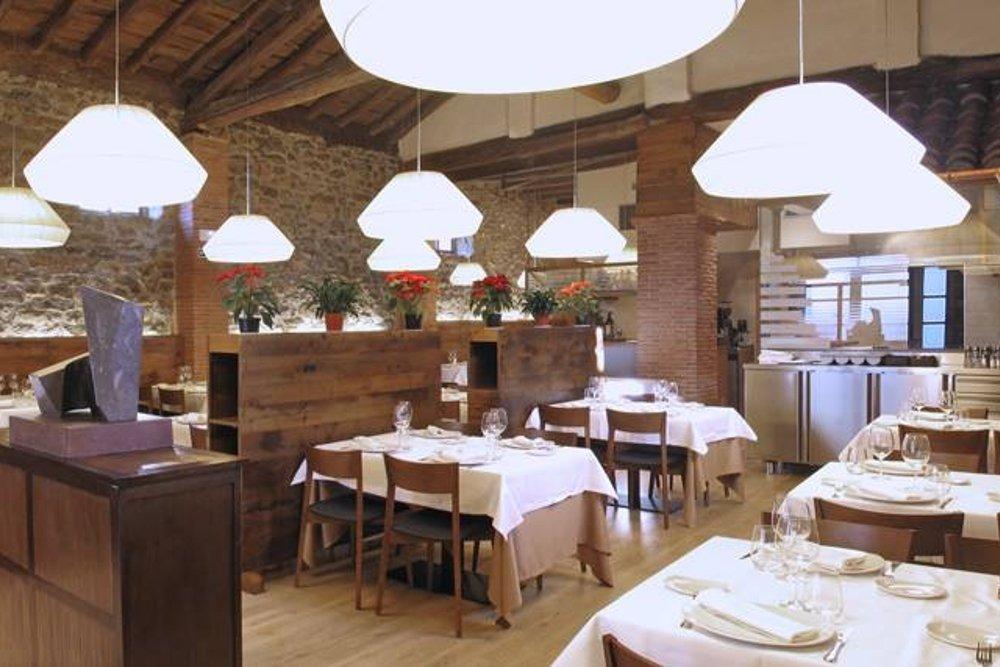 Comedor del restaurante Asador Bidea 2