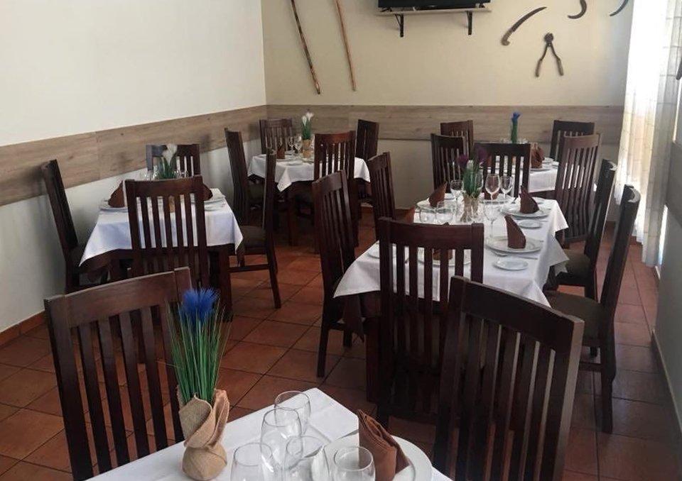 Comedor Taberna Asturiana Zapico