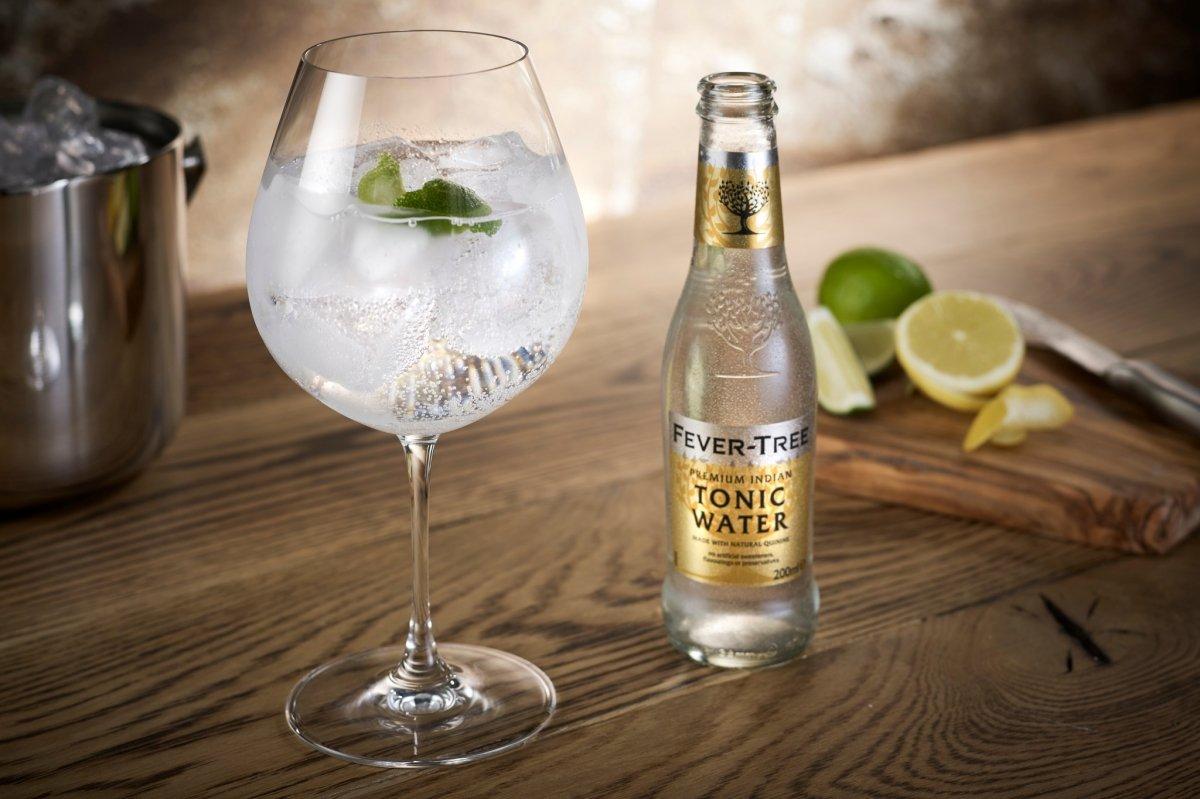Tónica Fever-Tree, la revolución del gin-tonic