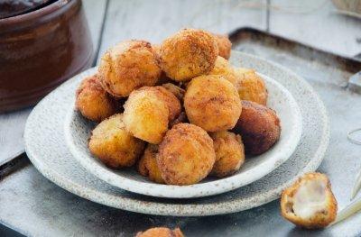 Croquetas de cocido gallego