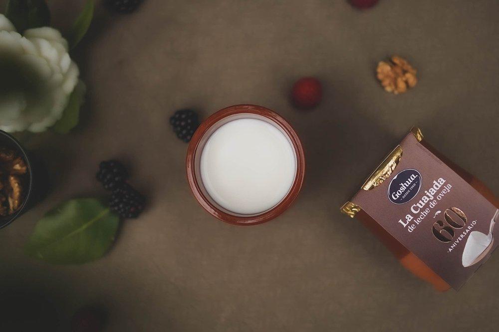 Goshua: 60 años de postres con leche fresca del Pirineo