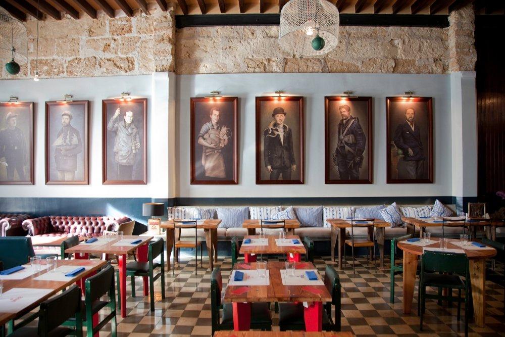 Patrón Lunares, el culto al mar de un restaurante mallorquín