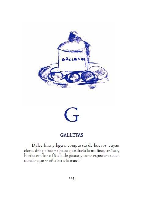 Definición de galletas de Alejandro Dumas