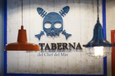 La Taberna del Chef del Mar, la versión canalla e informal de Ángel León