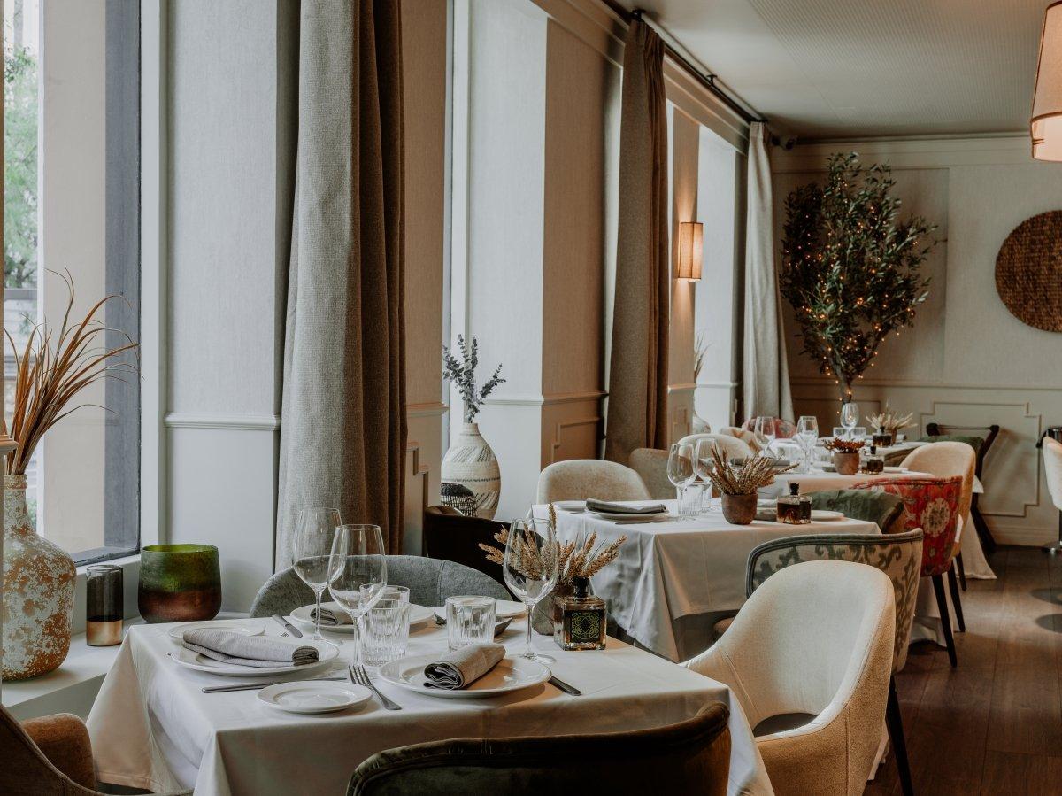 Prístino, una casa de comidas del siglo XXI