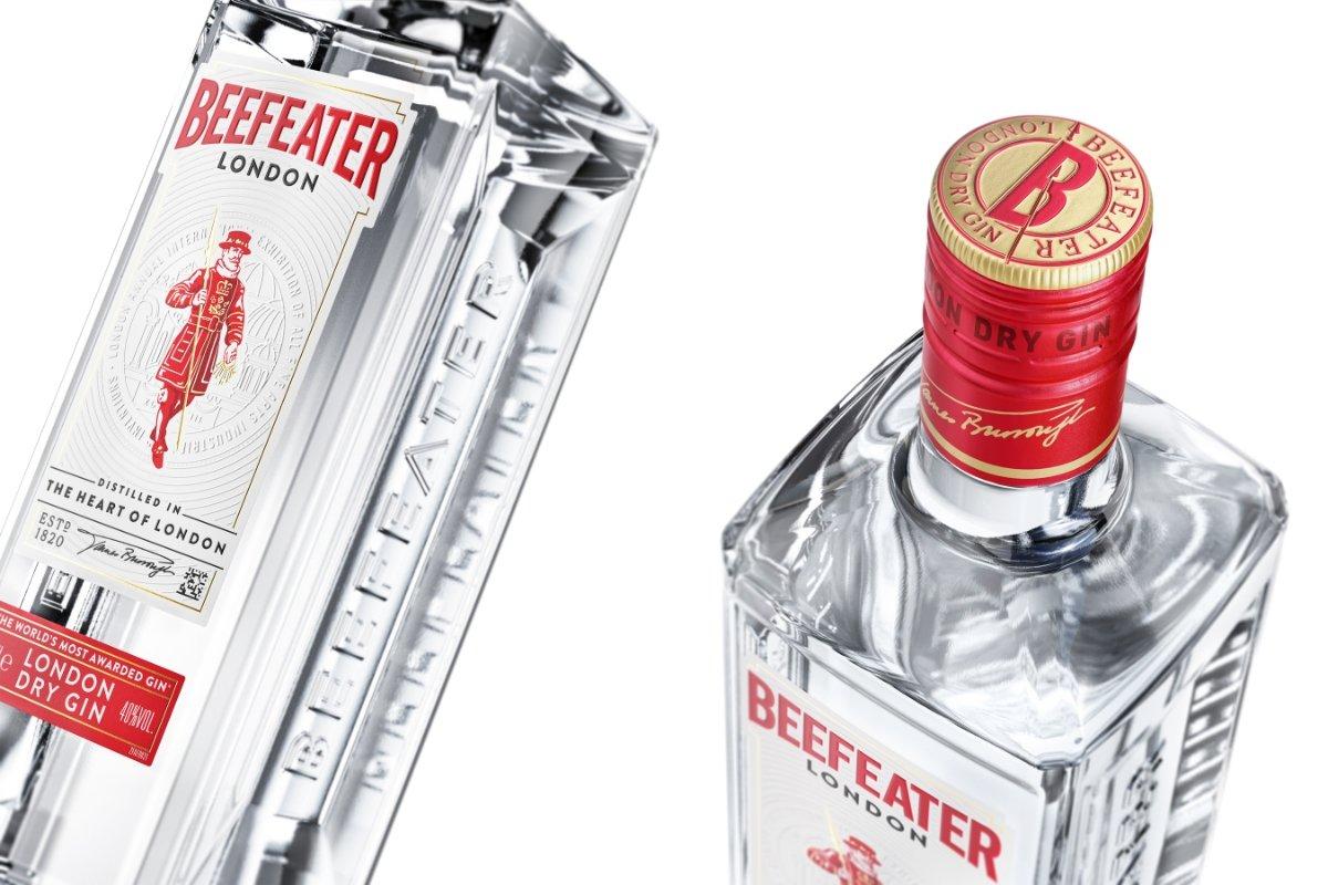 Detalles de la botella