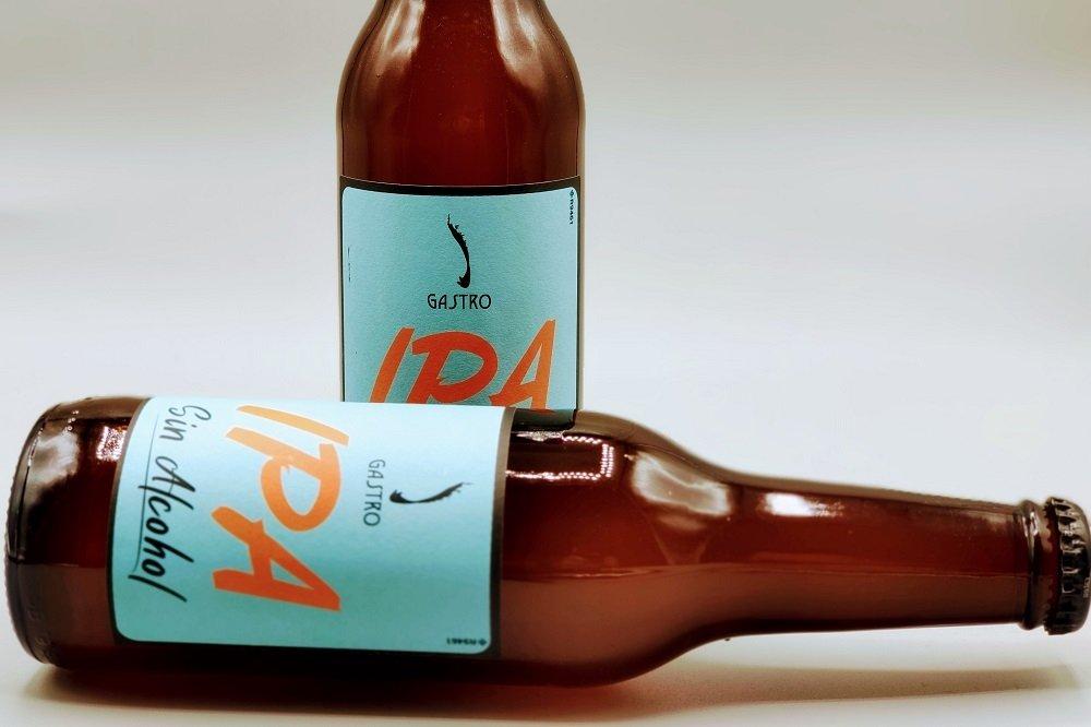 Gastro IPA Sin Alcohol: por fin una cerveza -sin- que sabe a cerveza