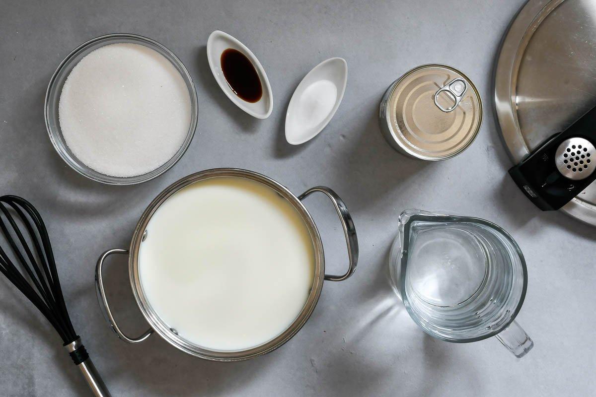 Dulce de leche: ingredientes para prepararlo de forma tradicional y exprés