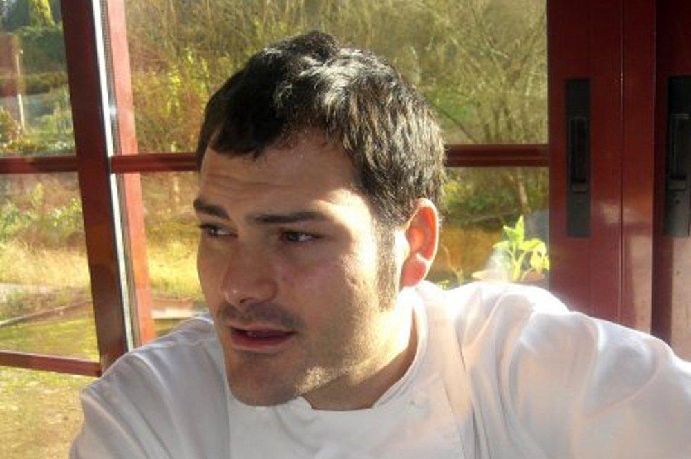 El chef Iago Castrillón