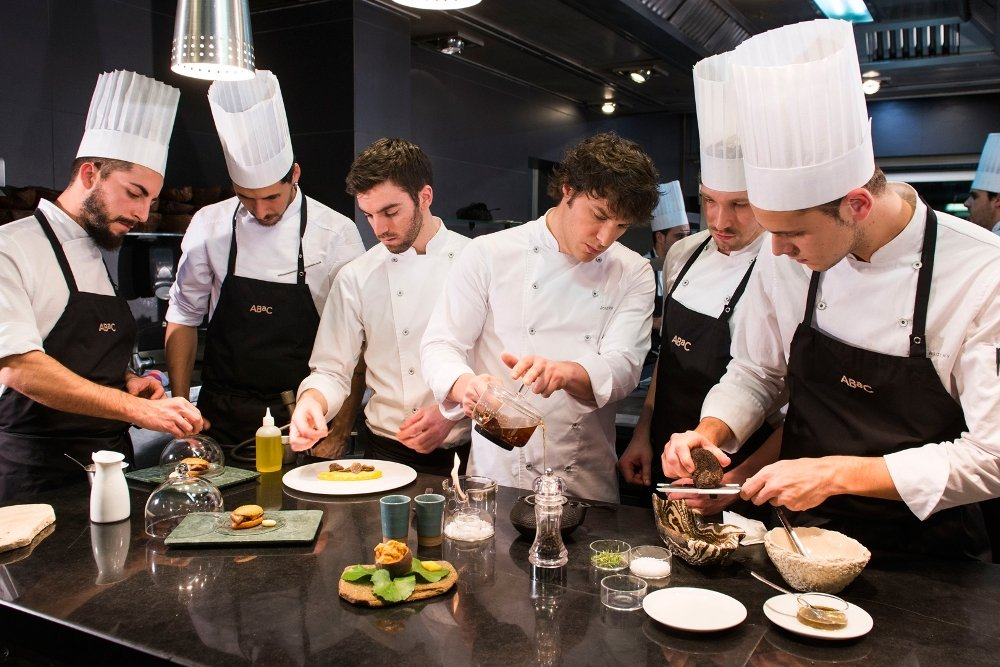 Jordi Cruz, un chef precoz