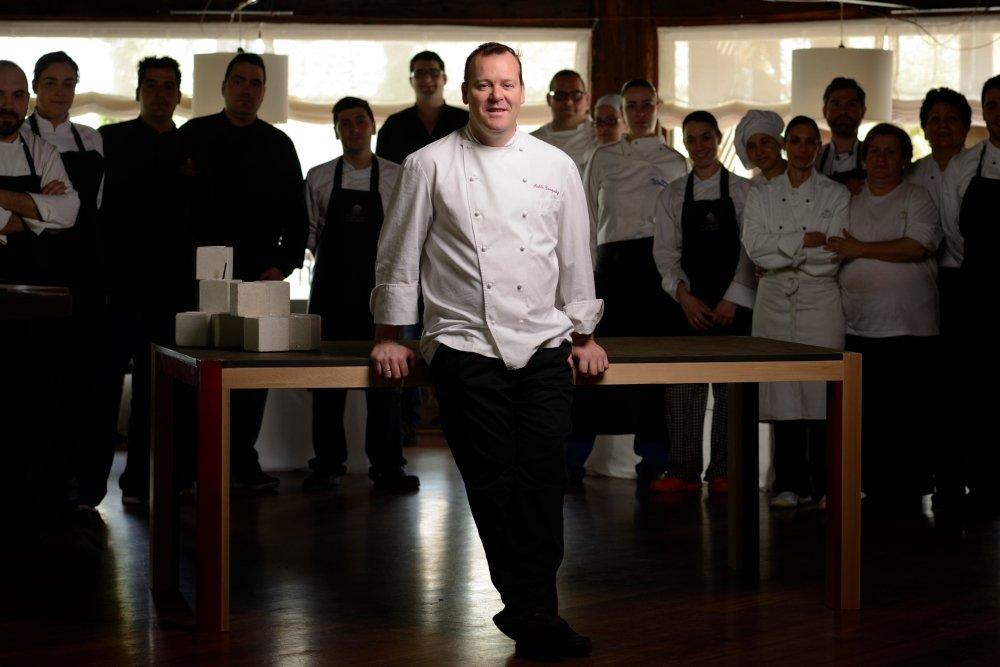 Pablo González, creatividad al servicio de la cocina del futuro